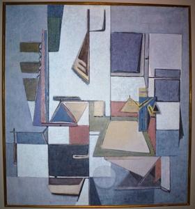 Geer VELDE VAN (1898-1977) - sans titre