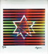 Yaacov AGAM (1928) - Star of David