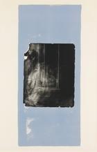 Robert MOTHERWELL (1915-1991) - The Black Douglas Stone