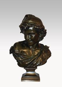 Jean-Baptiste CARPEAUX (1827-1875) - LE RIEUR NAPOLITAIN