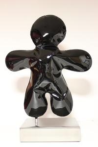 Henri IGLESIS (1964) - Petit bonhomme noir