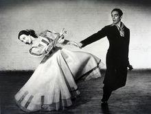 Barbara MORGAN (1900-1992) - Martha Graham Dance Troupe- Square Dance, 1938