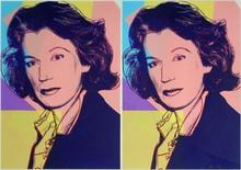 Andy WARHOL (1928-1987) - Mildred Scheel