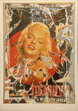 Mimmo ROTELLA (1918-2006) - Marilyn il Mito, Marilyn the myth