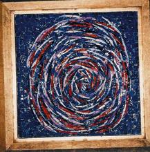 Piero DORAZIO (1927-2005) - Mosaico