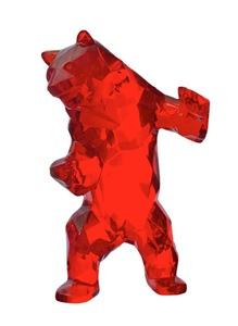 Richard ORLINSKI (1966) - Red Bear Crystal Clear