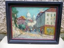 Maurice DE MEYER (1911-1999) - Le Boulevard Parisien