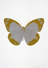 Damien HIRST (1965) - The Souls II - Silver Gloss/Oriental Gold/Blind Impression