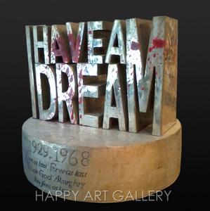 Rémy GIUGIARO (1973) - I HAVE A DREAM