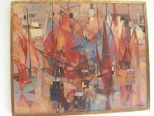 Claude SCHURR (1921-2014) - MARINE