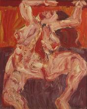 Julio MARTIN CARO SOTO (1933-1968) - Red Nude