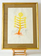 Salvador DALI (1904-1989) - 'Helianthus solifer (Soleil, Sun)'