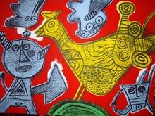 CORNEILLE (1922-2010) - LES SONGES DU DIABLE