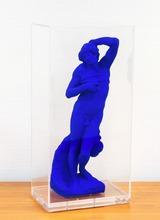 Yves KLEIN (1928-1962) - L'esclave mourant d'après Michel Ange