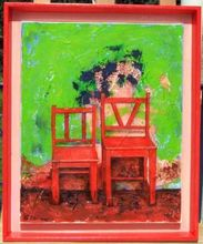 Gisela CLEV (1952) - chaises