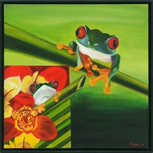 Gisela CLEV (1952) - Froggy la conquérante