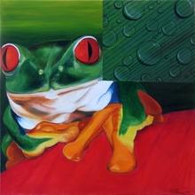 Gisela CLEV (1952) - Froggy la sage