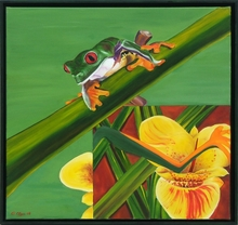 Gisela CLEV (1952) - Froggy l'aventureuse