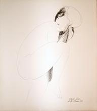 Emilio GRECO (1913-1995) - Ellipse