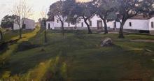 Darya VAN BERNER (1959) - Casa de la caballería