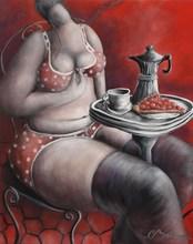 Corinne BRENNER (1967) - Julie aime beaucoup les tartes aux cerises