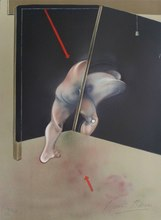Francis BACON (1909-1992) - Study of the Human Body