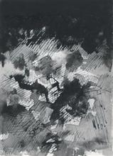 Enzo BRUNORI (1924-1993) - Ombre della sera