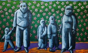 Jacques TANGE (1960) - Springtime