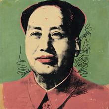 Andy WARHOL (1928-1987) - Mao Tse Tung