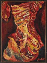Chaïm SOUTINE (1894-1943) - Le bœuf