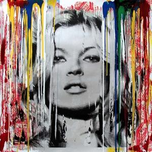 MR BRAINWASH (1966) - Kate Moss Fragile