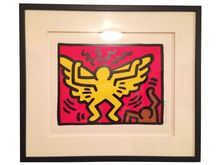 Keith HARING (1958-1990) - Pop Shop IV (1)