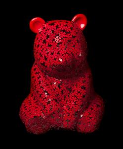 Hiro ANDO (1973) - PANDASAN FLOWER POWER RED