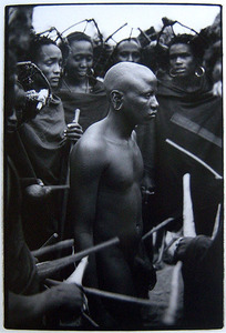 "George RODGER (1908-1995) - ""Masai Mara, Kenya"""