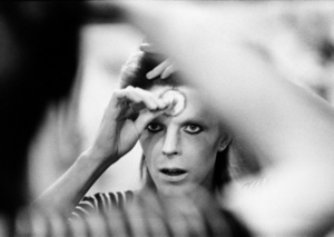 Mick ROCK (1949) - Bowie Makeup, Uk