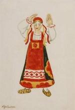 Nathalie GONTCHAROVA (1881-1962) -