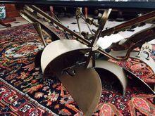 Fernandez ARMAN (1928-2005) - instruments de musiques sous forme de table de salon