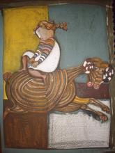 Graciela RODO BOULANGER (1935) - ARIES. ZODIAC SERIES.