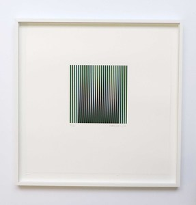 Carlos CRUZ-DIEZ (1923) - Induction rouge