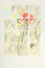 Vassilakis TAKIS (1925) - Flowers