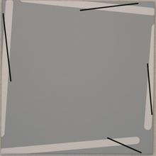 Véra MOLNAR (1924) - Deux quasi carrés