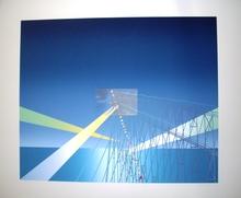 Jean-Michel FOLON (1934-2005) - In writing from Coney Island