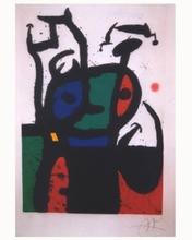 Joan MIRO (1893-1983) - *Le Matador