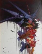 Georges MATHIEU (1921-2012) - Larmes Cruelles