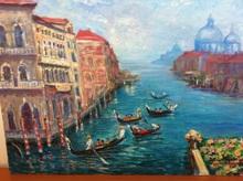 BENOIT-GEBELIN (1913-?) - Vue de Venise