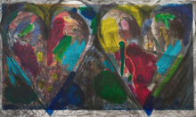 Jim DINE (1935) - Blue Points