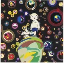 Takashi MURAKAMI (1962) - Jellyfish Eyes, Max and Shimon in the Strange Forest