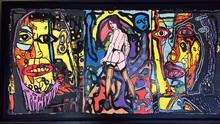 Robert COMBAS (1957) - Suzanne et les voyeurs