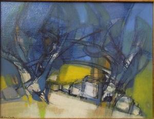 Camille HILAIRE (1916-2004) - Sans titre