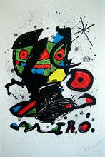 Joan MIRO (1893-1983) - Miró